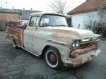 Chevrolet Apache Long Bed
