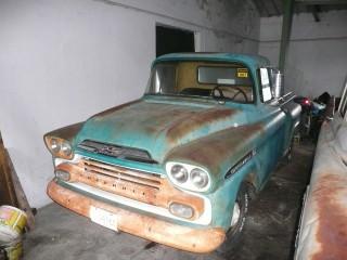 Chevrolet Apache 3100