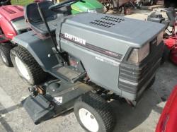 Fűnyíró Craftsman GT 6000